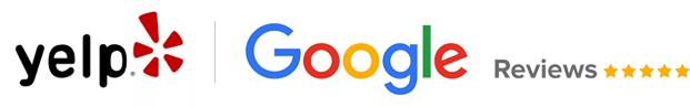 Yelp and google